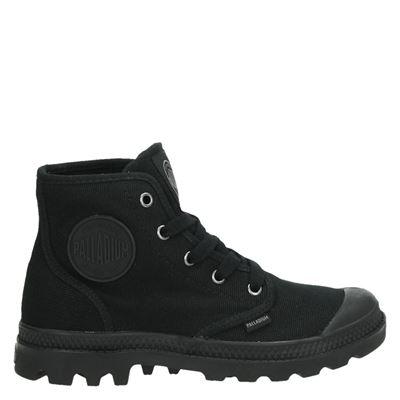 Palladium unisex sneakers zwart