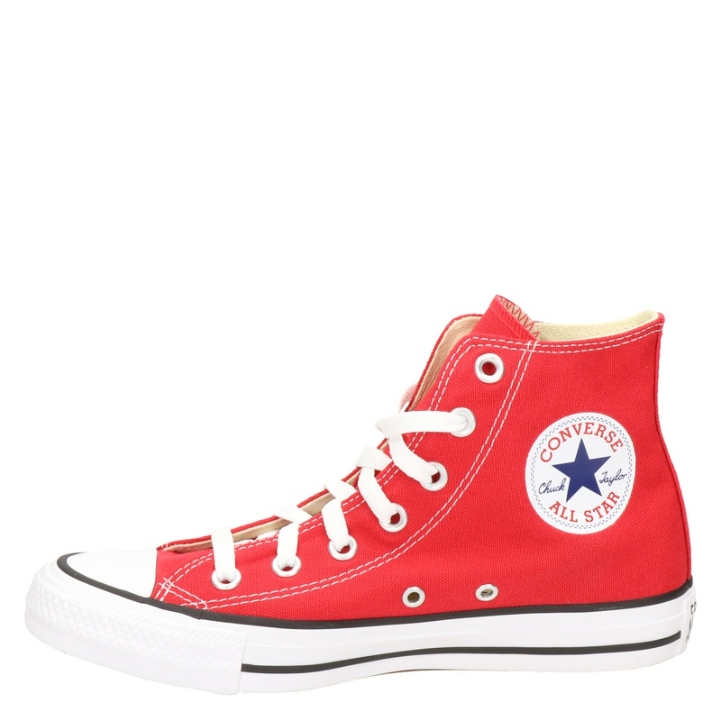 Converse All Star Hi - Hoge sneakers - Rood