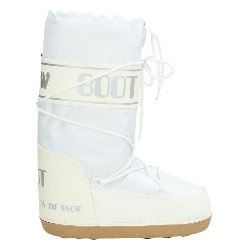 Nelson - Snowboots - Wit