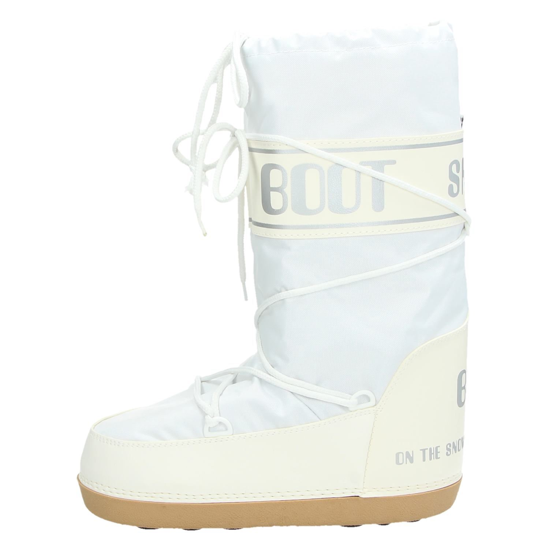 Nelson - Snowboots - Wit l9E6otz