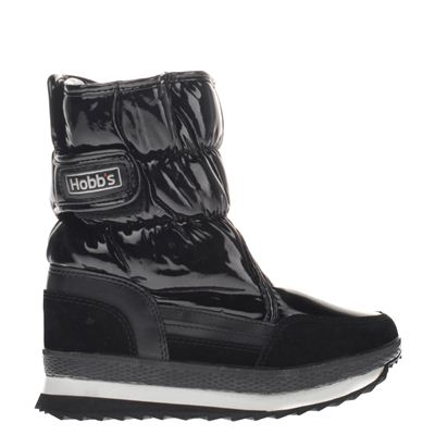 Hobb's unisex snowboots zwart