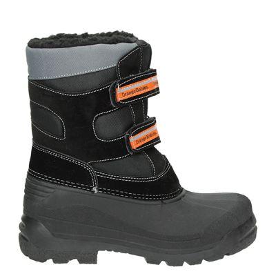 Orange Babies unisex snowboots zwart