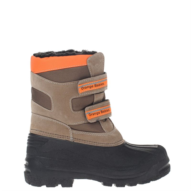Orange Babies - Snowboots - Bruin