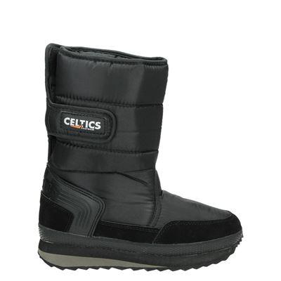 Celtics unisex snowboots zwart