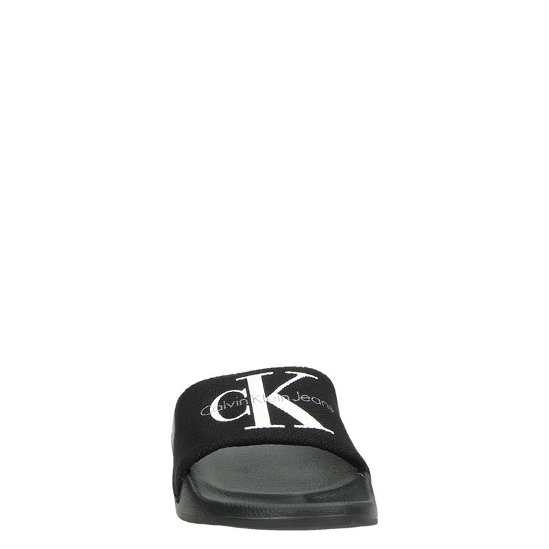Calvin Klein Chantal - Badslippers - Zwart