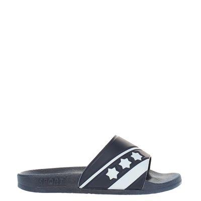 Rucanor unisex slippers blauw