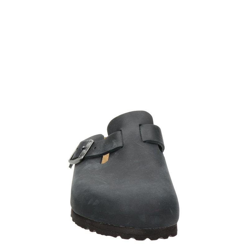 Birkenstock Boston - Instapschoenen - Zwart