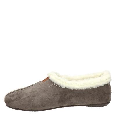 Nortenas unisex pantoffels Grijs