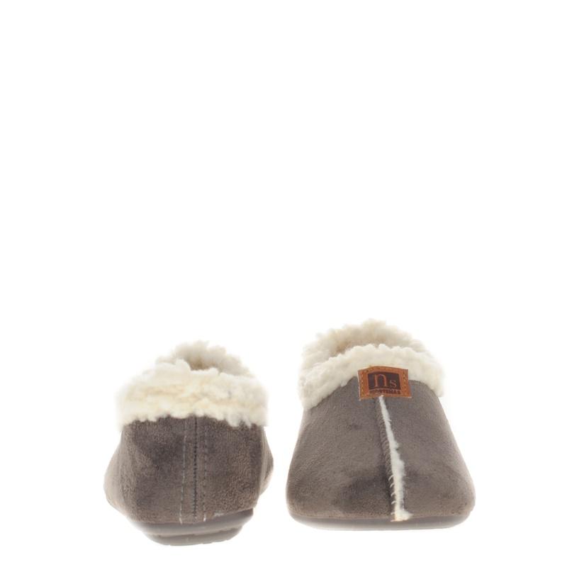 Nelson Home - Pantoffels - Grijs