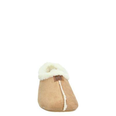 Nortenas unisex pantoffels Beige
