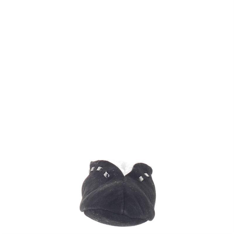 Hobb's Spaanse Slof - Pantoffels - Zwart