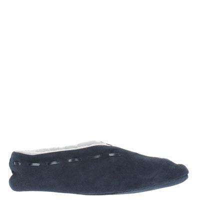 Hobb's unisex pantoffels blauw