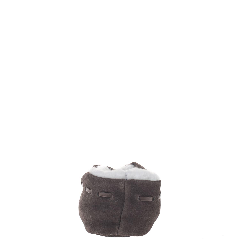 Pantoufles Skid Espagnole Eberly Brun 7Zh56yAR