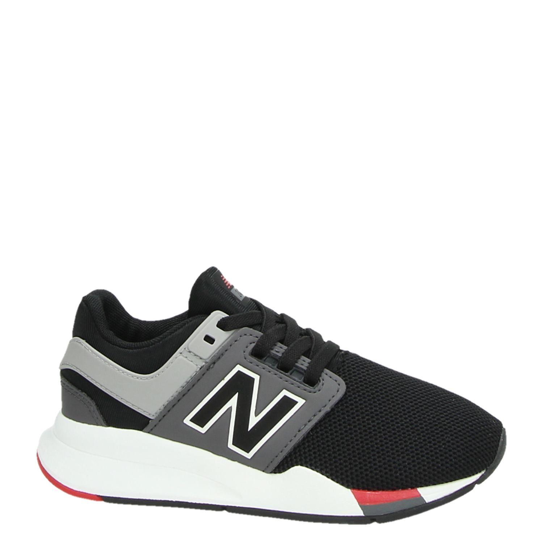 New Balance 247 kindersneaker zwart