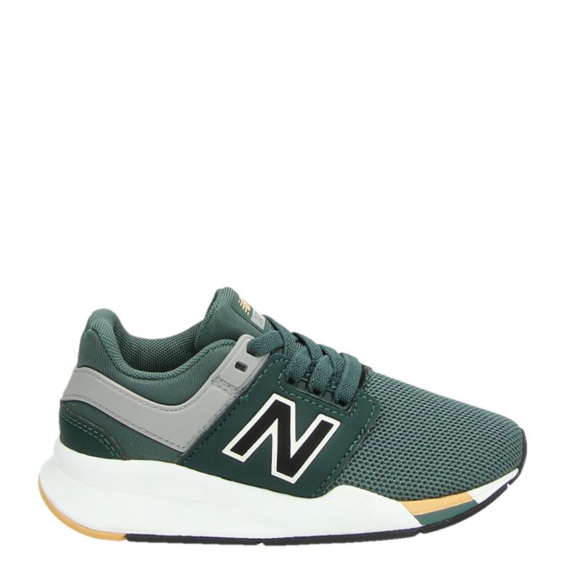 New Balance 247 kindersneaker groen