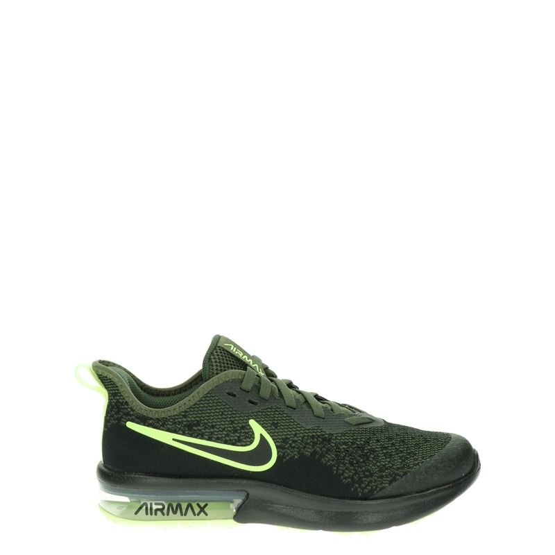 Nike Air Max Sequent - Lage sneakers - Groen