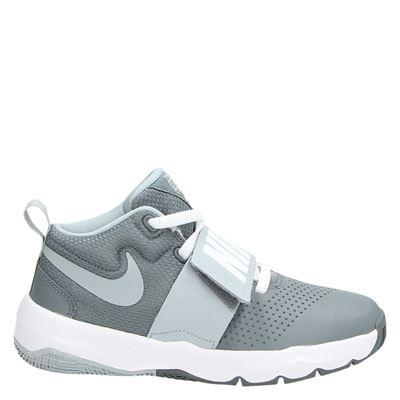 Nike jongens sneakers grijs
