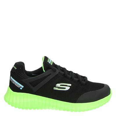 Skechers jongens sneakers zwart