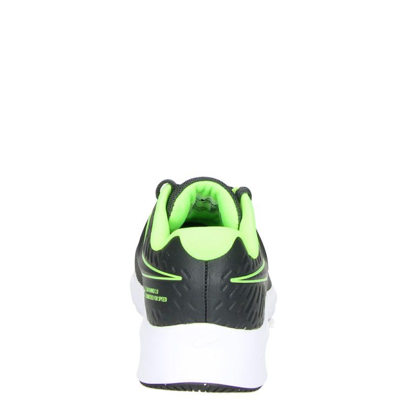Nike Star Runner 2 - Lage sneakers - Grijs