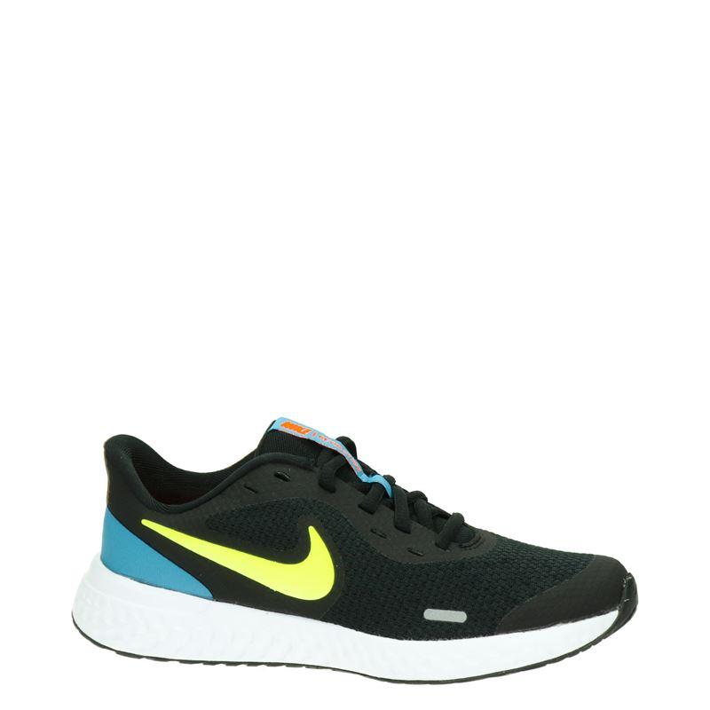 Nike Revolution 5 - Lage sneakers - Zwart
