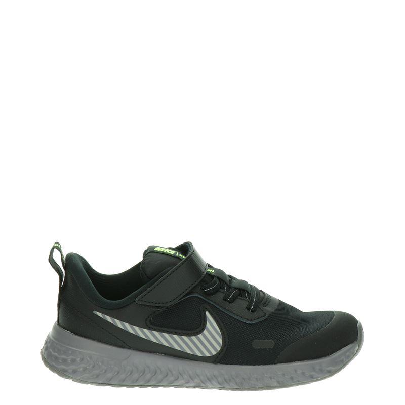 Nike Revolution - Klittenbandschoenen - Zwart