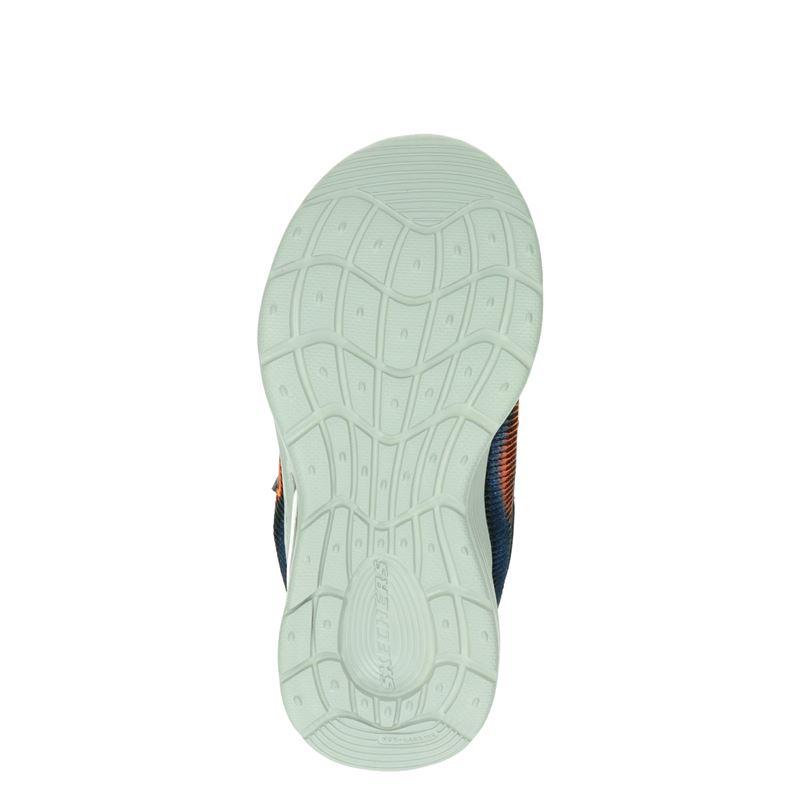 Skechers Skech-Air Dual - Klittenbandschoenen - Blauw