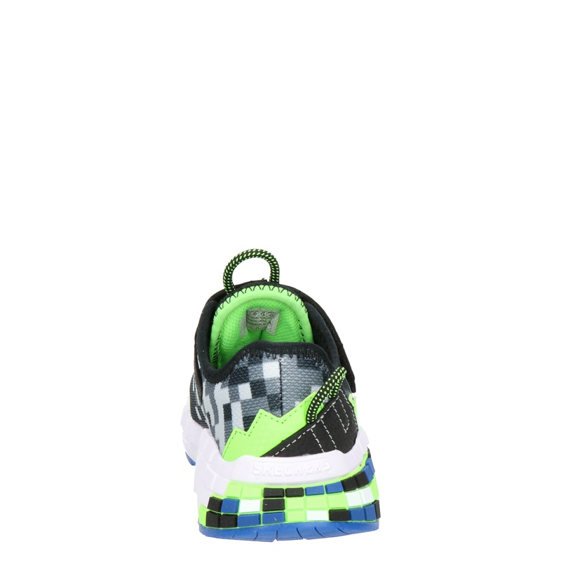 Skechers Mega Craft - Lage sneakers - Zwart