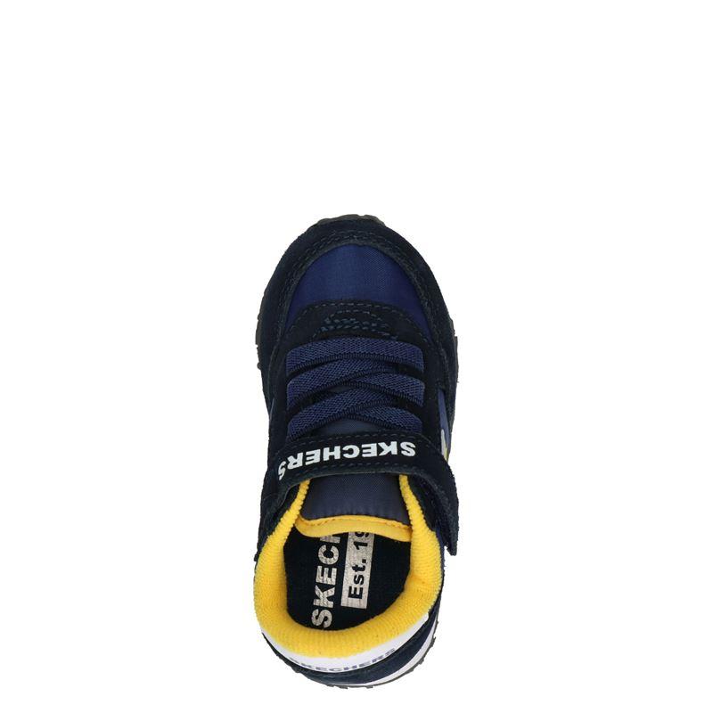 Skechers Gorvox - Klittenbandschoenen - Blauw