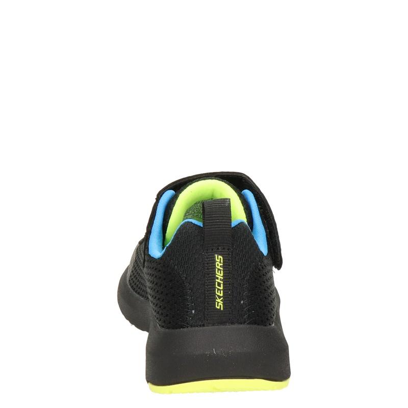Skechers Dynamic Tread - Klittenbandschoenen - Zwart