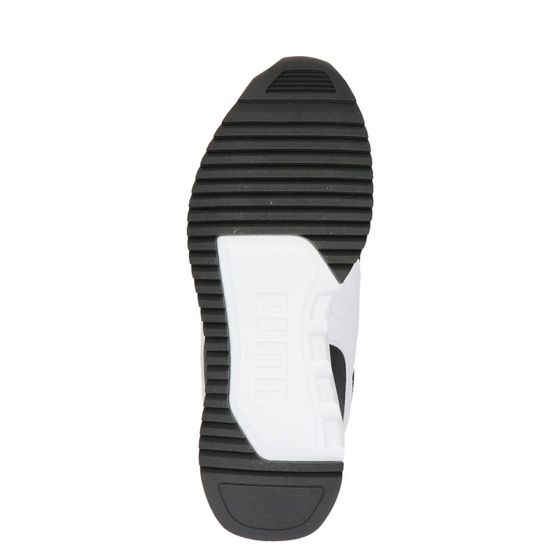 Puma R78 - Lage sneakers - Zwart
