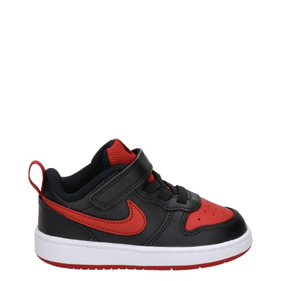 Nike Court Borough 2 - Klittenbandschoenen