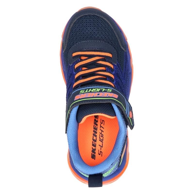 Skechers S-Lights - Lage sneakers - Blauw