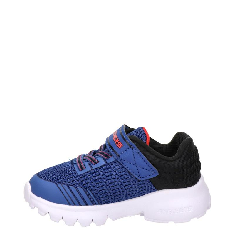 Skechers Razor Flex - Klittenbandschoenen - Blauw