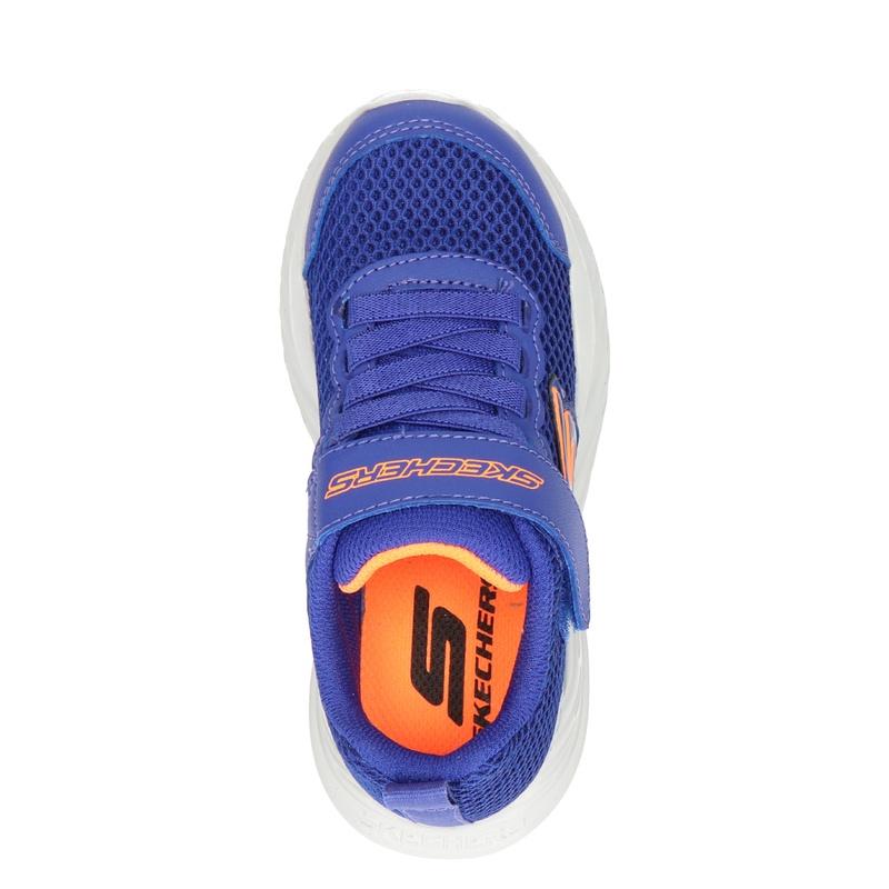 Skechers Intro Sprint - Klittenbandschoenen - Blauw