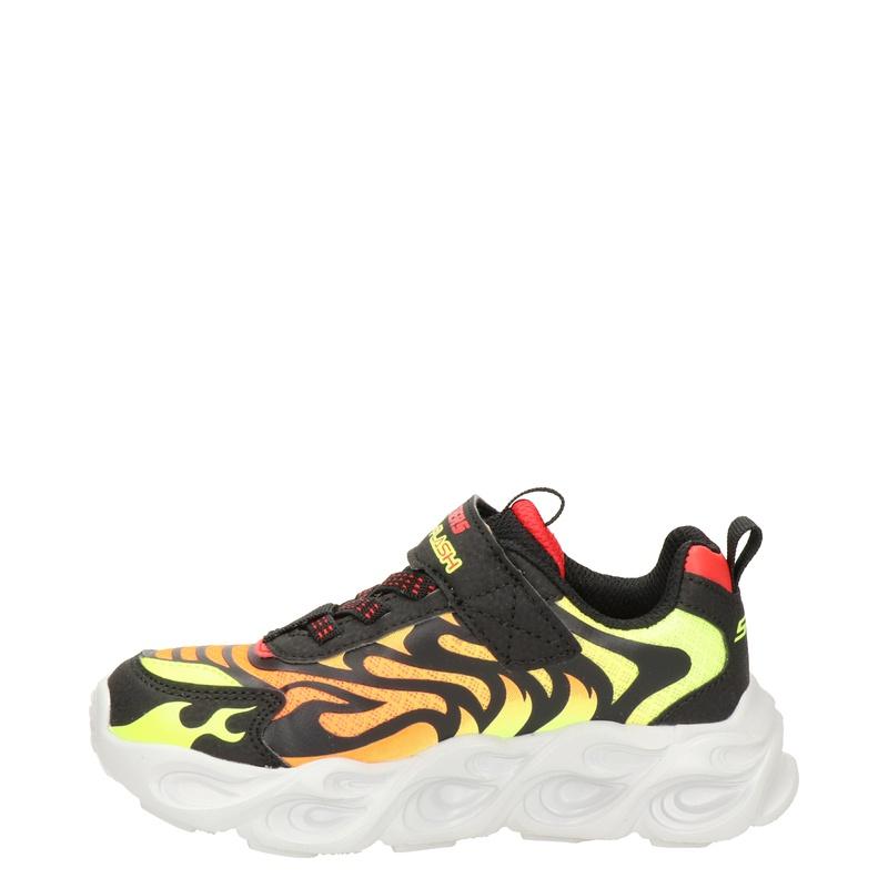 Skechers Thermo-Flash - Sneakers - Zwart