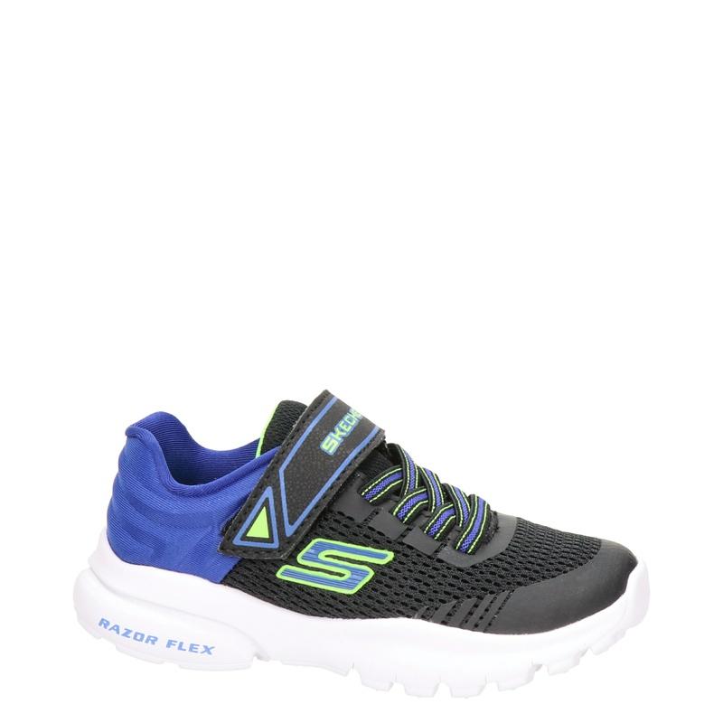 Skechers Razor Flex - Lage sneakers - Zwart