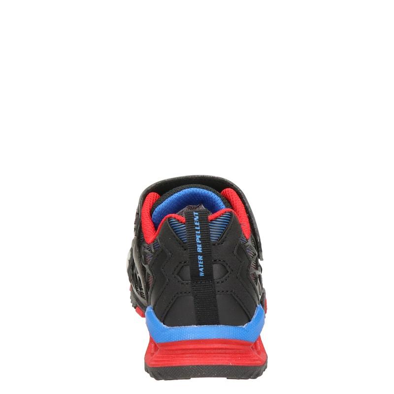 Skechers Hydro Lights - Klittenbandschoenen - Zwart