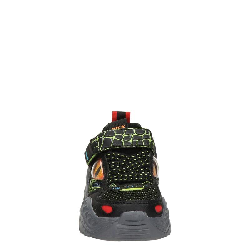 Skechers Skech-o-saurus - Klittenbandschoenen - Zwart