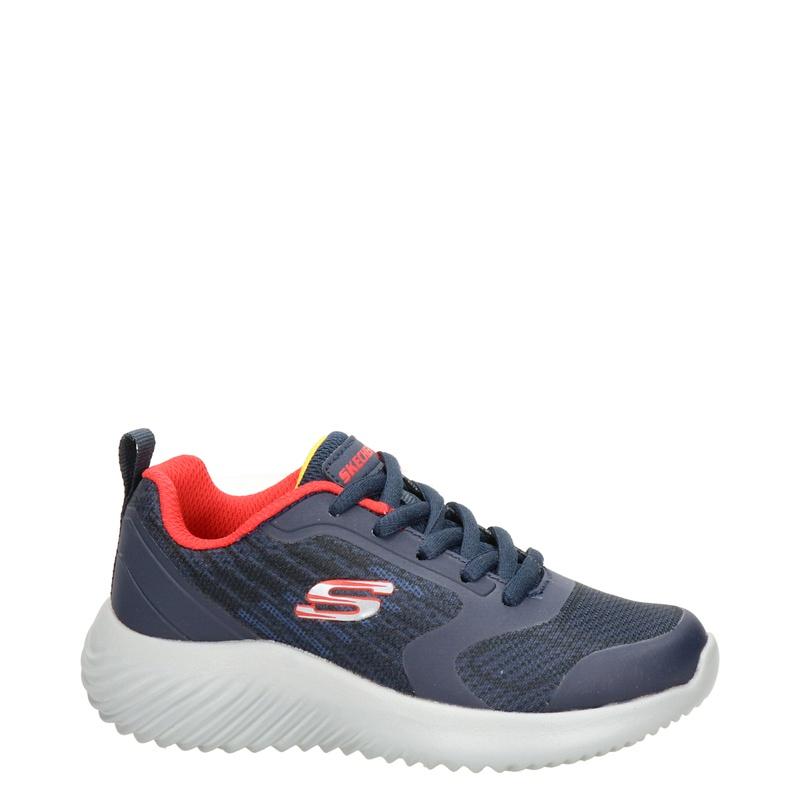 Skechers Bounder - Lage sneakers - Blauw