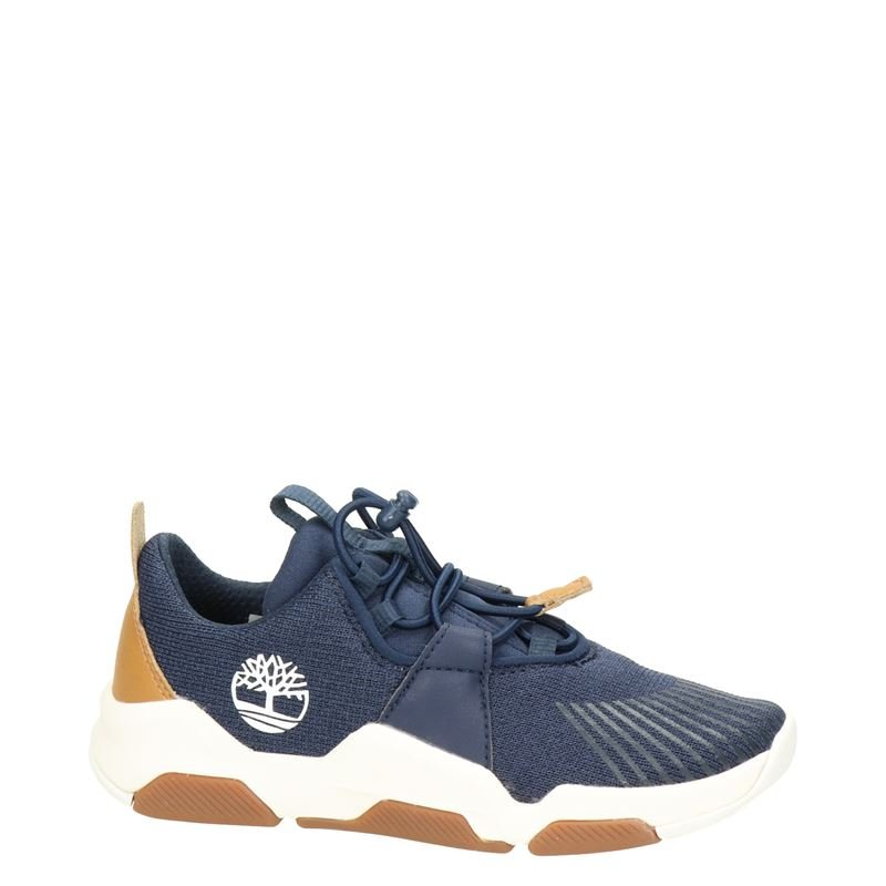 Timberland Earth Rally - Lage sneakers - Blauw