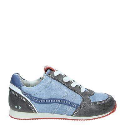 Bunnies jongens sneakers blauw