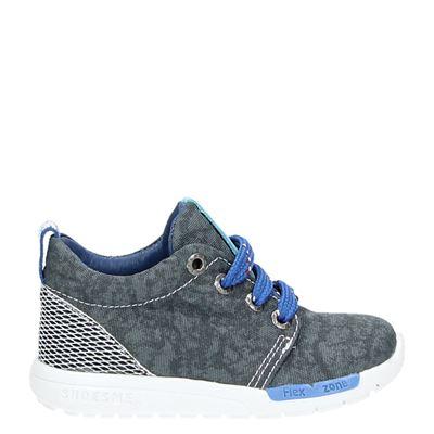 Shoesme jongens sneakers grijs