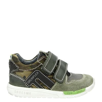 Shoesme jongens babyschoenen groen