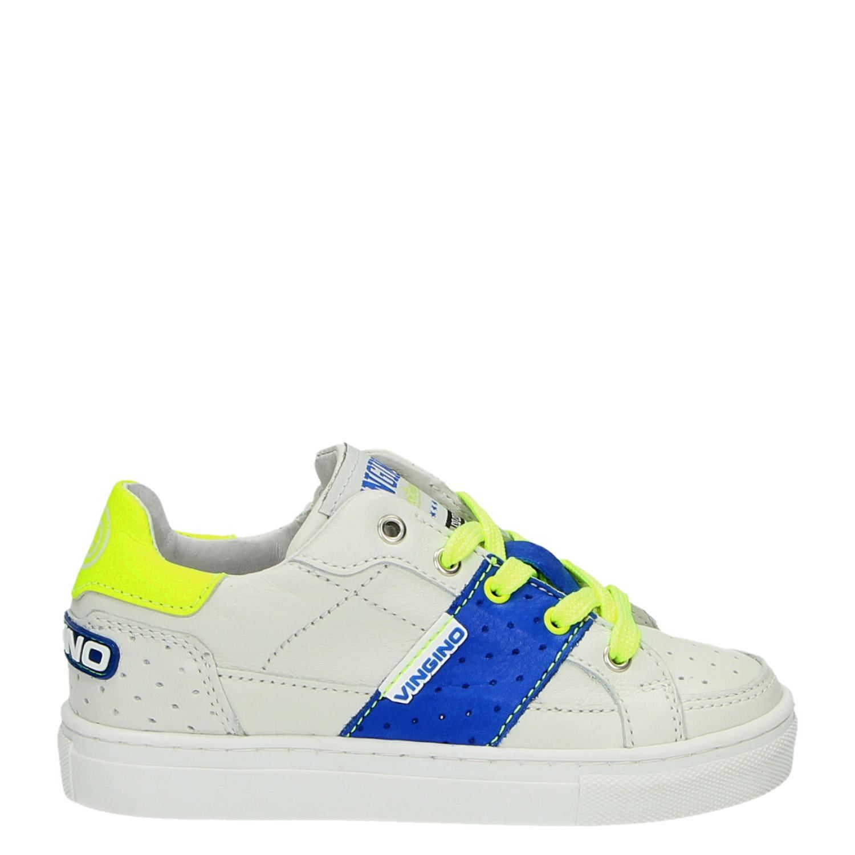 Jay Wit Sneakers Jongens Lage Vingino P7dqvwd