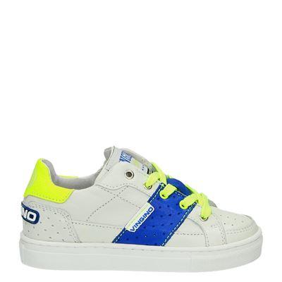 Vingino jongens sneakers wit