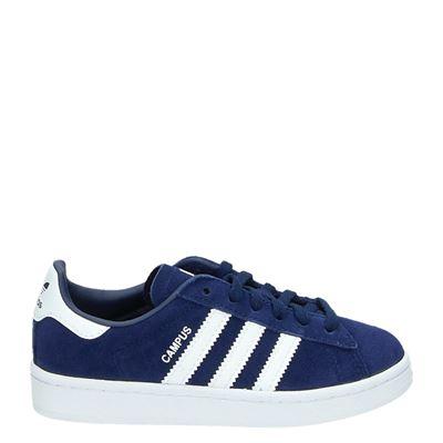 Adidas jongens sneakers blauw