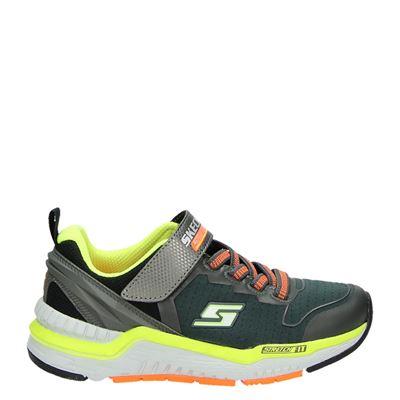 Skechers jongens sneakers grijs