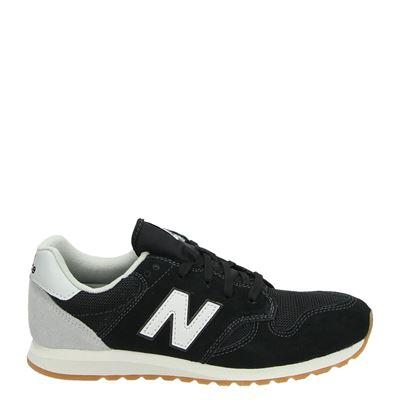New Balance jongens sneakers zwart