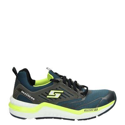 Skechers jongens sneakers blauw