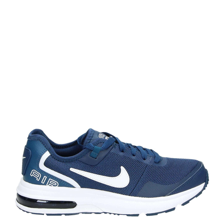 76a086e8f3c Nike Air Max LB jongens lage sneakers blauw